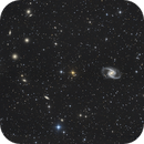NGC 1365 - Fornax,                                Enrique Rubinstein