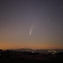 Comet C/2020 F3 NEOWISE,                                Martin Mutti