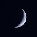 Lune Premier Croissant,                                Patrick ROGER