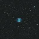 Dumbbell Nebula,                                Geoff Smith