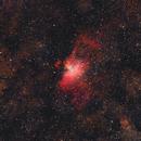 M16 - The Eagle Nebula,                                Frank Rogin