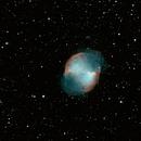 M27 The Dumbbell Nebula,                                Eucatastrophe