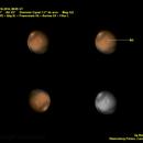 Martian clouds,                                 Astroavani - Avani Soares