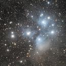 M45 Pleiades,                                andrey_ch