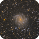 Fireworks galaxy ngc6946,                                Sergey