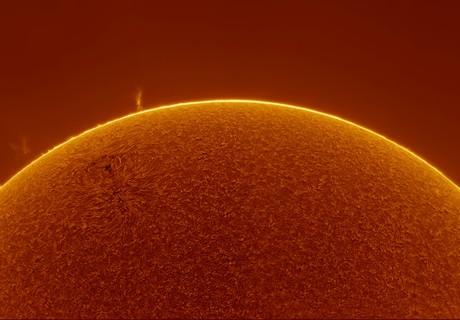 Sun Large Montage,                                Stephen Heliczer...