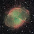 M27 - Dumbbell Nebula,                                Matthew