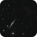 Q0957+561, twin Quasar by gravitational lens,                                UN73