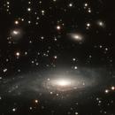 NGC7331 in Visible + NIR spectrum,                                Romain Chauvet