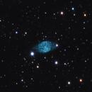 NGC 6905 - Blue Flash Nebula,                                Łukasz Sujka