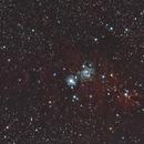 Cone Nebula Widefield,                                edomtset