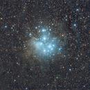 M45 - Pleiades,                                Emiel Kempen
