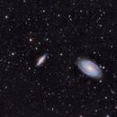 M81 & M82,                                Fernando Peña Campos