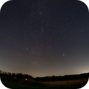 Milkyway near my home from summer to autum,                                Wolfgang Zimmermann