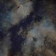 IC 1318 (Sadr region) SHO/Hubble,                                Paul Muskee