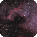 North America Nebula,                                Ali Alhawas
