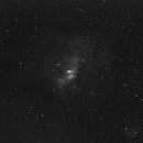 NGC 7635 Bubble nebula,                                Milen Gogov