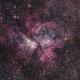 Carina Nebula,                                jksastrogram