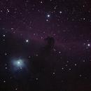 Horse Head Nebula,                                Starblazer