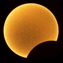 Solar Eclipse - June 2020,                                Onur Atilgan