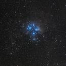 M45 - Pleiades,                                Ricardo L Pinto