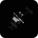 Iss with spaceX cargo,                                Michael.Tzukran