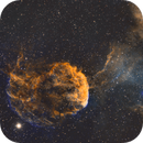 IC443 Jellyfish Nebula,                                Stan Smith