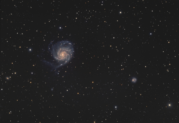 M101 & Co.,                                OrionRider