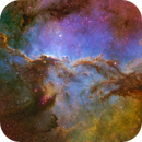 NGC6188 in Narrowband,                                Tim Hutchison