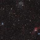 NGC7635 - M52,                                Daniele Papa
