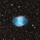 M27 - The Dumbbell Nebula,                                Steve Ludwig