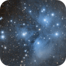 Pleadies M45,                                bobzeq25