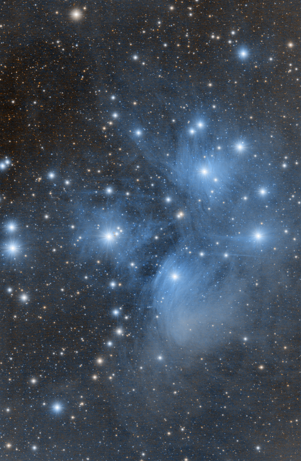 Pleadies M45,                                bobzeq25