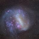 Large Magellanic Cloud from La Silla,                                Frédéric Auchère