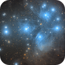 The Pleiades M45,                                David Wills (Pixe...