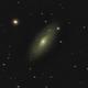 Tiger's eye galaxy,                                Dennys_T