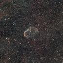 Crescent Nebula (NGC6888) with DSLR,                                Tom Kennedy