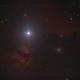 Horsehead Nebula Area,                                columbiapete