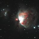M42 Orion Nebula,                                Nate Wright