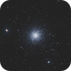M 13 Globular Cluster,                                Swaroop Shere