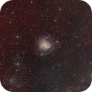 NGC 6946 LRGB with POSS2 Luminosity and Infrared Addition,                                Eric Coles (coles44)