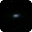 M63 - Sunflower Galaxy,                                Bob Stewart