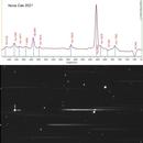 Nova in Cassiopeia: N Cas 2021 (V1405 Cas),                                Johannes D. Clausen