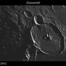 Moon - Gassendi 29.7.2012,                                Baron