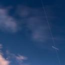 ISS Transit - 23/10/15,                                Giuseppe Petricca