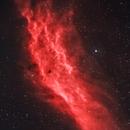 NGC 1499 California Nebula,                                Leo Marchadier