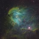 IC 2944 Running Chicken Nebula,                                Kevin Osborn