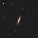 M82, Close Crop,                                doug0013