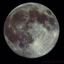 Super Moon 2014 mosaic,                                Alex Vazquez