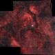 Gamma Cygni 7 panel mosaic,                                gmehal